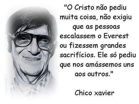 everest CHICO XAVIER