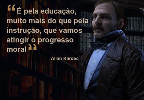 kardec educação
