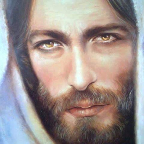 rosto de jesus