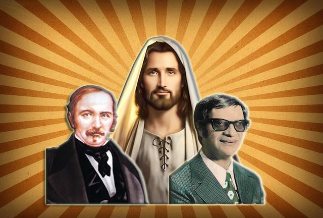 kardec jesus chico xavier