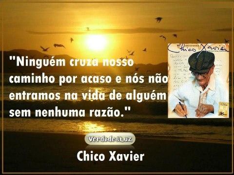 CHICO XAVIER ACASO