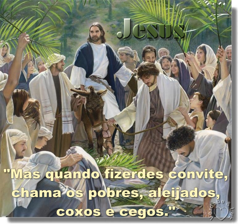 convite de Jesus