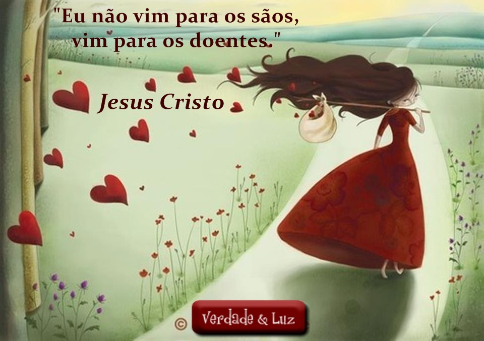 sãos e doentes jesus