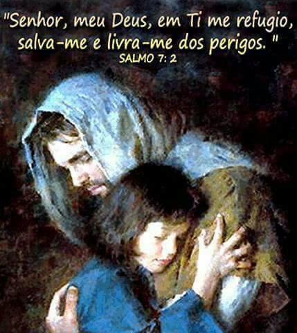 refúgio é jesus