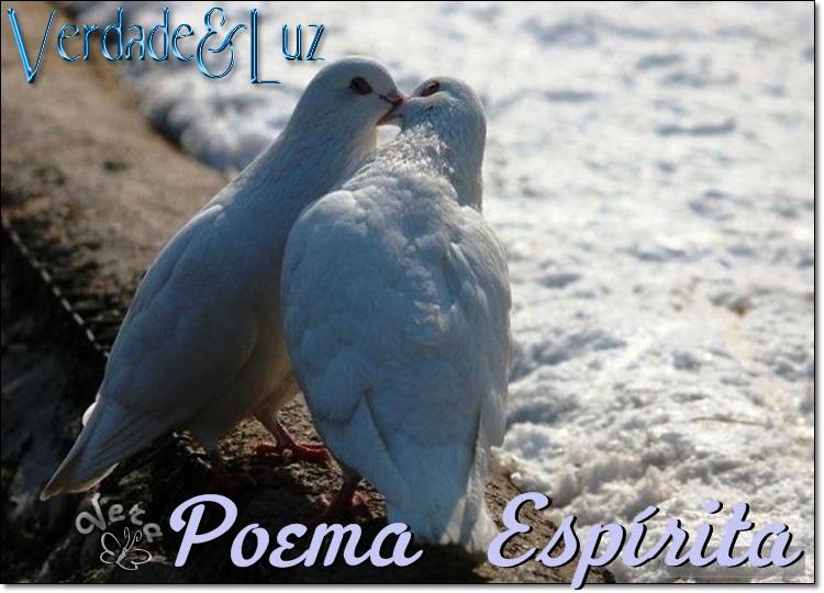 poemas e poesias espíritas