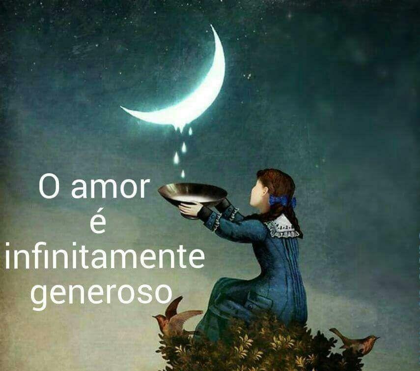 amor infinitamente generoso