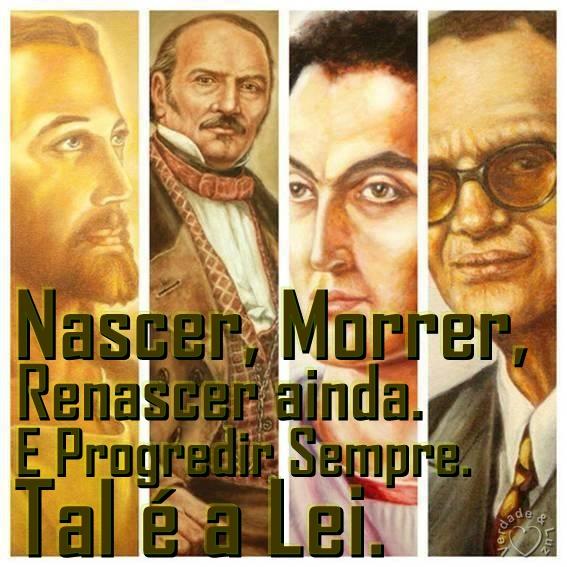 NASCER MORRER E RENASCER