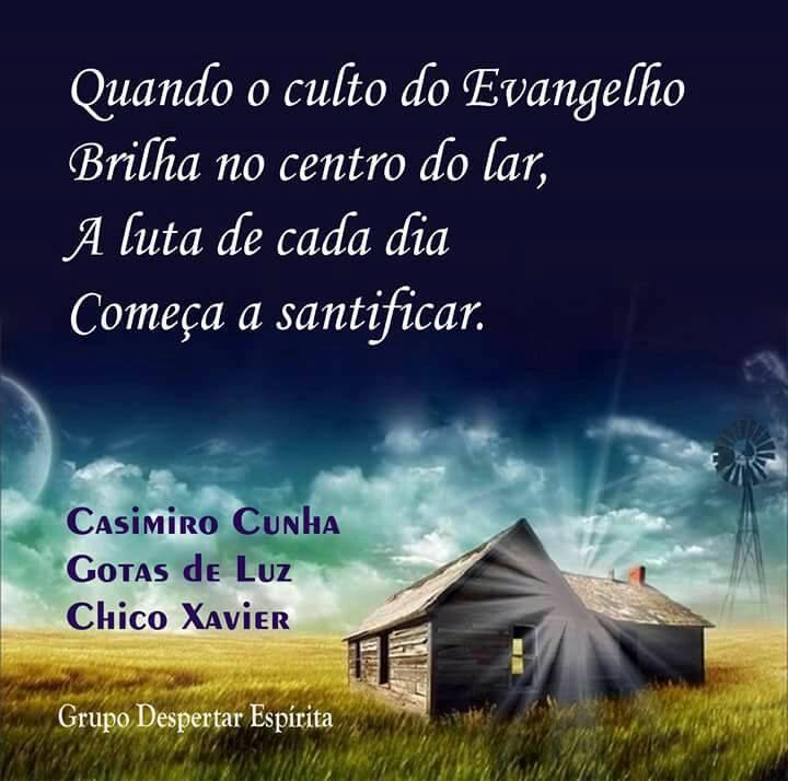 EVANGELHO BRILHA NO CENTRO