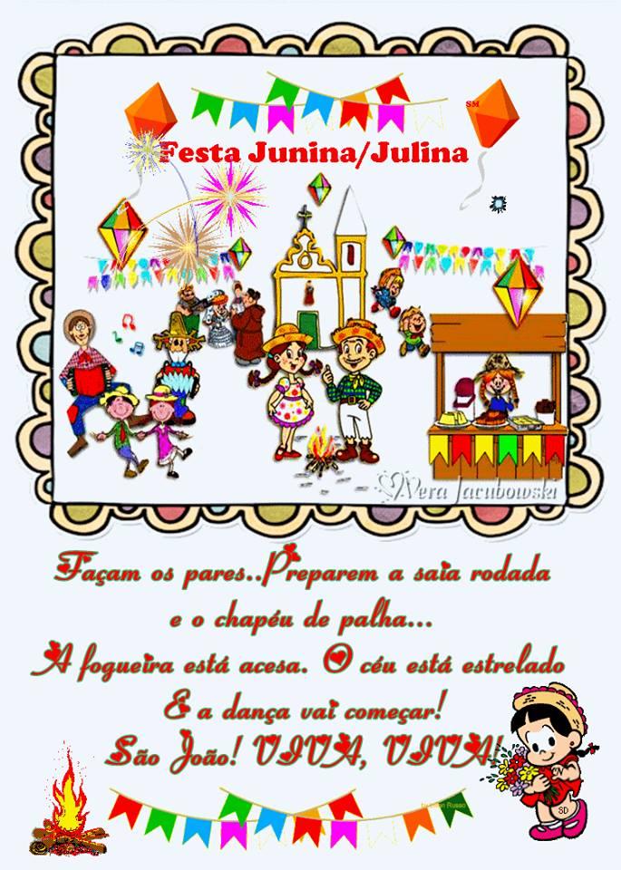 Feliz Festa De São João Verdade Luz