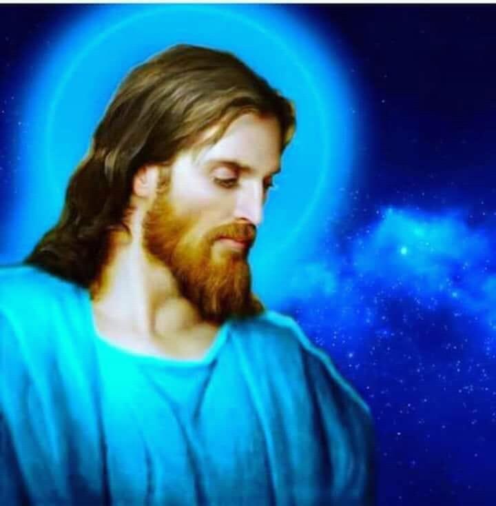 JESUS AZUL