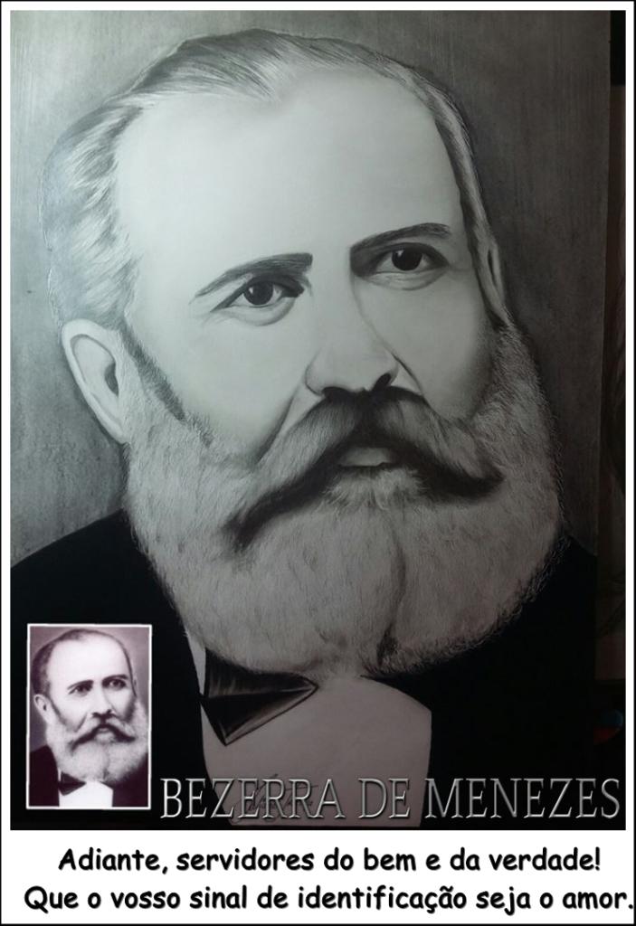 Mensagem de Fim de Ano de Bezerra de Menezes Psicofonia Divaldo Franco