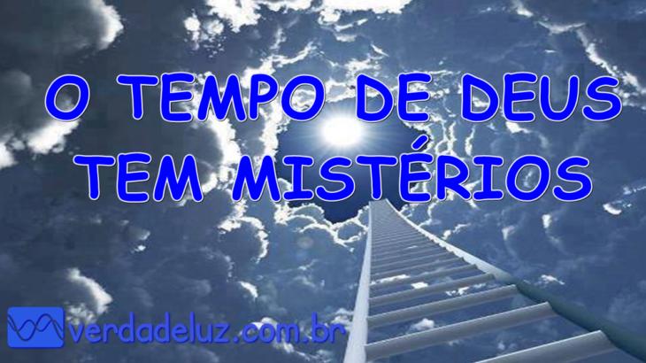 MUDANÇAS E TRANSFORMAÇÕES NO TEMPO DE DEUS