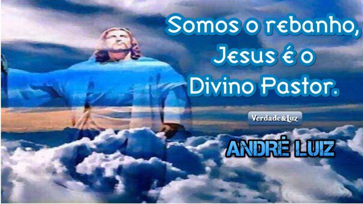 a presença invisível de Jesus